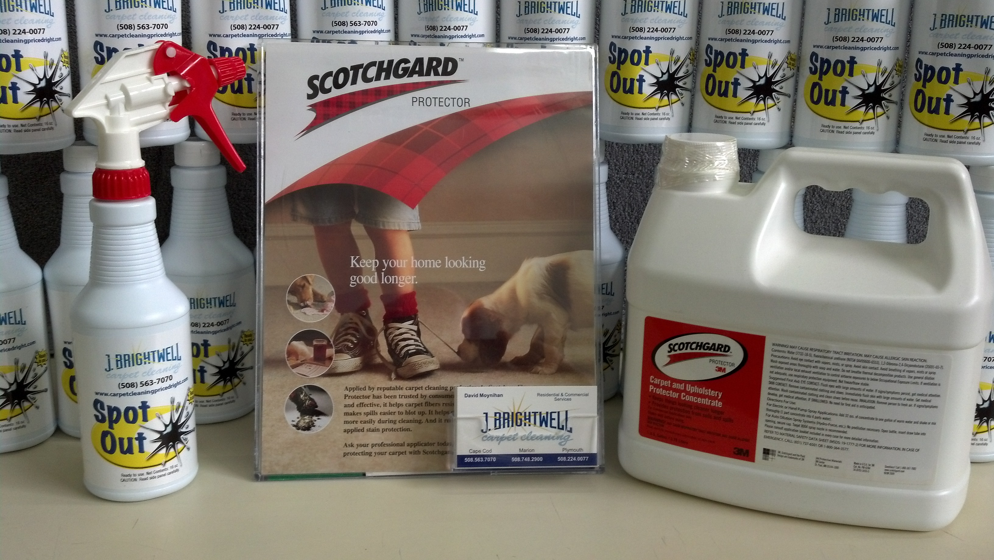Scotchgard Protects Against Stains Carpet Cleaning